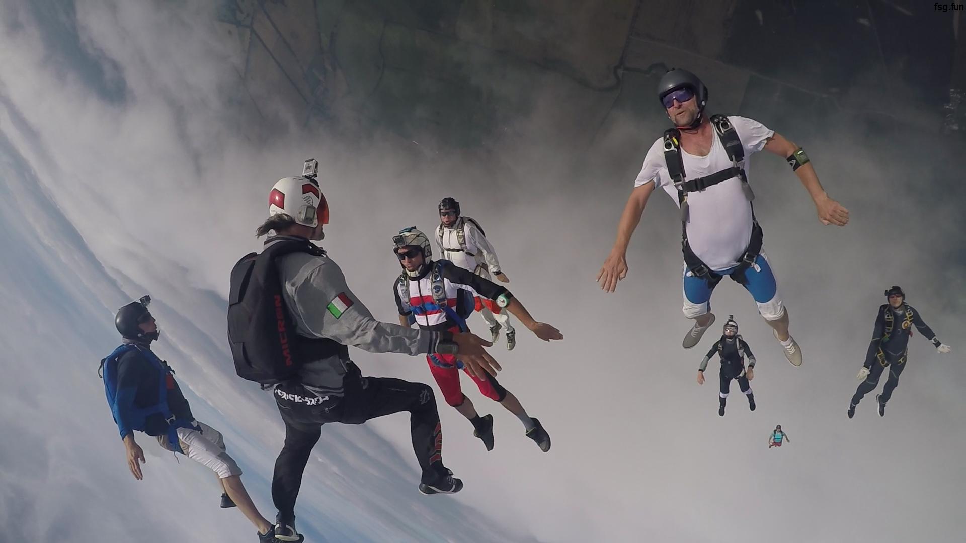 skydive Gransee -Atmonauti